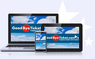 Goodbyeticket.com is now mobile friendly.
